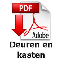 PDF bestand Deuren en kasten
